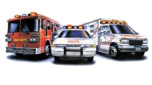 First Responders: Noticing and Getting Curious