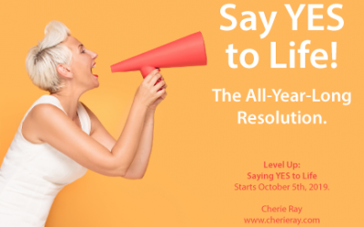 Saying YES to Life!